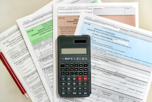 Rozliczenie roczne PIT28 biuro rachunkowe Annpit Łódź